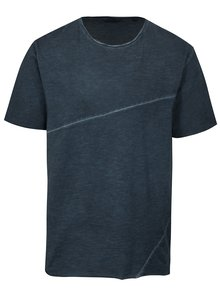 Tricou bleumarin cu aspect decolorat ONLY & SONS Stewie
