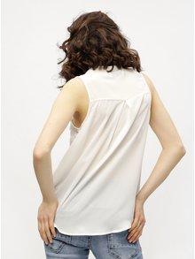 Camasa alba cu guler tunica si buzunare Haily´s Thea