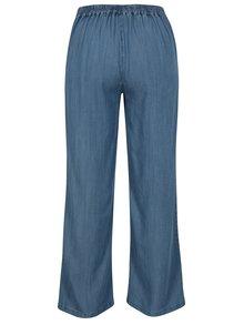 Modré voľné nohavice Yest