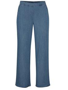 Modré volné kalhoty Yest