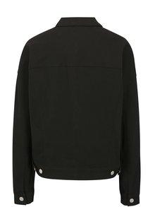 Jacheta neagra oversized din denim - Jacqueline de Yong Cate Loose