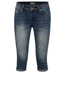 Modré skinny džínové 3/4 kalhoty Haily´s Melina