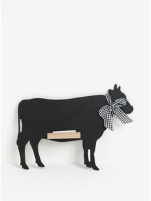 Černá tabule ve tvaru krávy SIFCON