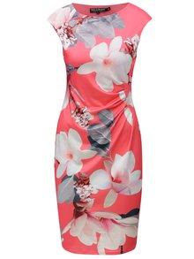 Růžové květované šaty Billie & Blossom by Dorothy Perkins