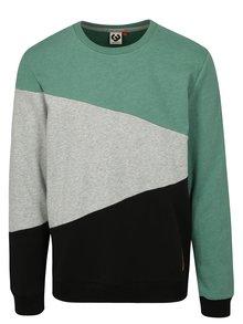 Bluza barbateasca sport verde Ragwear Todd