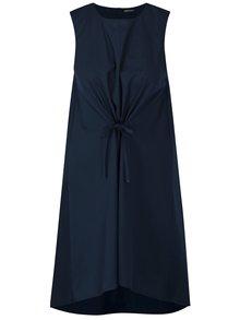 Tmavomodré šaty bez rukávov Noisy May Olivia
