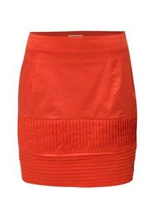 Červená sukňa Skunkfunk