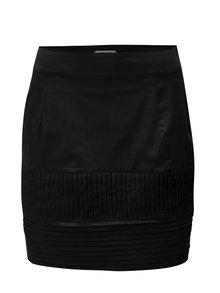 Černá sukně Skunkfunk