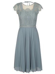 Světle modré šaty Chi Chi London Frida