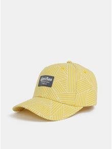 Žlutá kšiltovka Kari Traa Tvinde