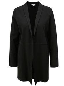 Čierne dlhé sako Jacqueline de Yong Bax