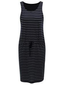 Tmavě modré pruhované šaty ONLY May