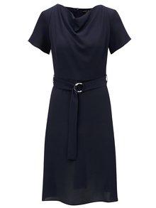 Rochie albastru inchis cu cordon Dorothy Perkins