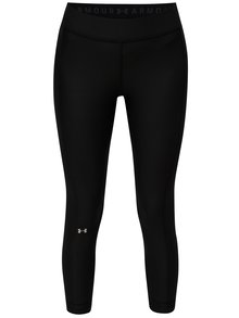 Leggings functionali negri Under Armour Crop