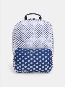 Modro-bílý puntíkovaný batoh Cath Kidston