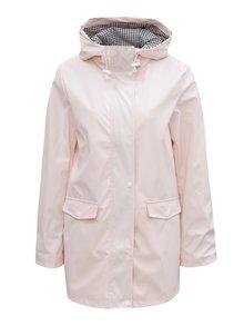 Světle růžová pláštěnka s kapsami Dorothy Perkins