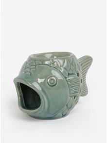 Modrá aromalampa ve tvaru ryby SIFCON