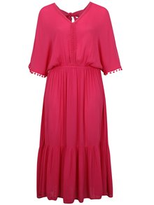 Rochie maxi roz simply be.