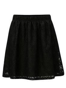 Černá krajkovaná sukně Jacqueline de Yong Cart