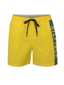 Žluté pánské plavky Tommy Hilfiger
