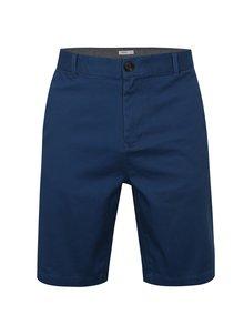 Pantaloni albastri scurti chino Burton Menswear London