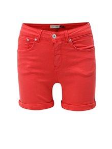 Pantaloni scurti rosii Blendshe Bright