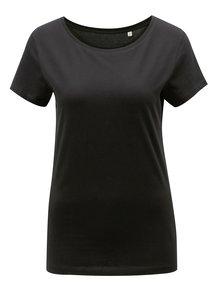 Čierne dámske basic tričko Stanley & Stella Wants