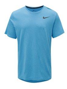 Modré pánske funkčné tričko Nike