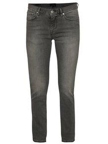 Šedé pánské skinny džíny Junk de Luxe