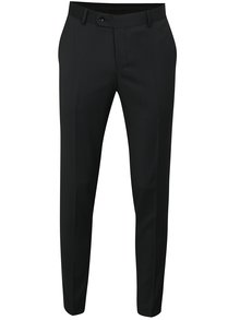 Pantalon formal de lana gri inchis Good Son