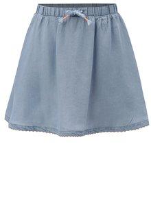 Světle modrá sukně se zavazováním 5.10.15.