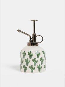 Krémový rozprašovač na květiny s motivem kaktusů Sass&Belle Cactus