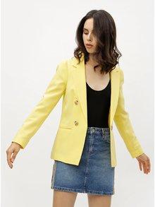 Žlté sako Miss Selfridge Petites