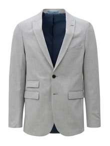Sacou gri deschis formal Burton Menswear London