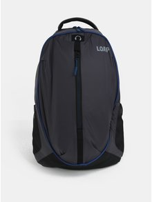 Modro-sivý batoh na notebook LOAP Supor