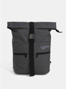Sivý batoh na notebook LOAP Wernicke