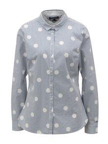 Modro–biela dámska pruhovaná košeľa Tommy Hilfiger