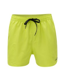 Pantaloni barbatesti scurti verde MEATFLY Surfer
