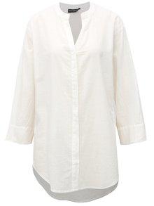 Biela dámska oversize košeľa Broadway Freyde