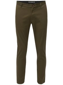 Pantaloni kaki slim fit chino Burton Menswear London