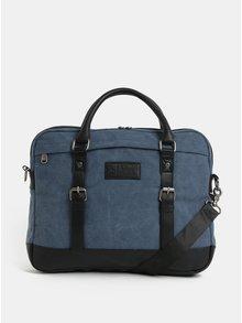 Tmavomodrá taška na notebook Original Penguin Tides Document Bag