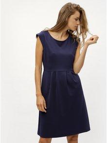 Rochie albastru inchis cu buzunare s.Oliver