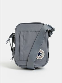 Geanta crossbody gri mica Converse Poly Cross Body