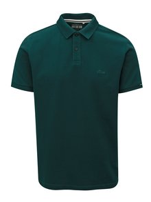Tricou barbatesc polo verde regular fit s.Oliver