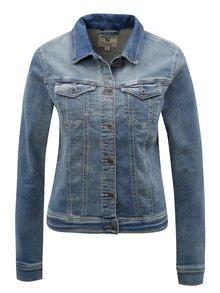 Jacheta de dama albastra din denim Garcia Jeans Sofia