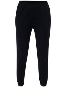 Tmavě modré dámské kalhoty s vysokým pasem Garcia Jeans