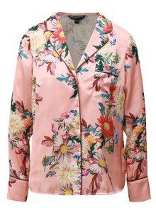 Marhuľová kvetovaná blúzka Dorothy Perkins