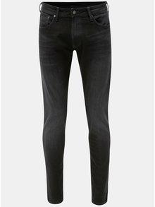 Čierne pánske regular rifle Pepe Jeans