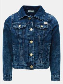 Modrá holčičí džínová bunda Name it