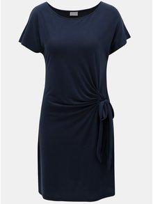 Tmavomodré šaty VILA Tetsy